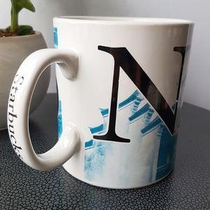 STARBUCKS City Mug Collector Series NINGBO